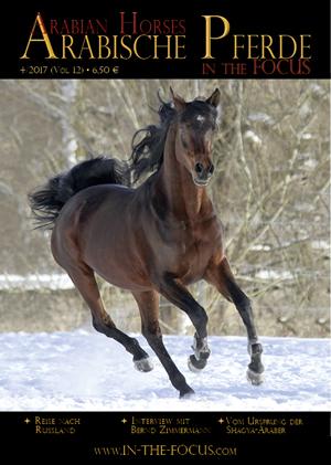 Arabische Pferde IN THE FOCUS 4/2017 (Vol. 12)