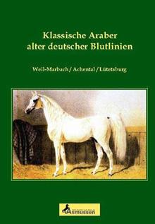 Klassische Araber alter deutscher Blutführung