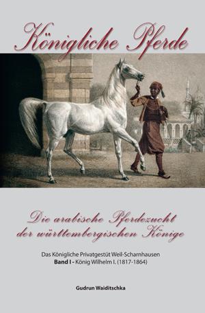 Königliche Pferde - Band 1