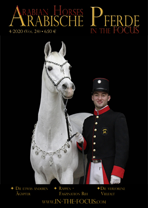 Arabische Pferde IN THE FOCUS 4/2020 (Vol. 24)
