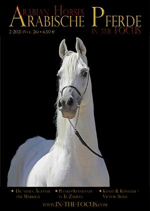 Arabische Pferde IN THE FOCUS 2/2021 (Vol. 26)